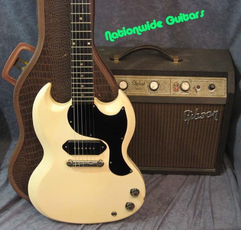 1964 Gibson SG Junior TV